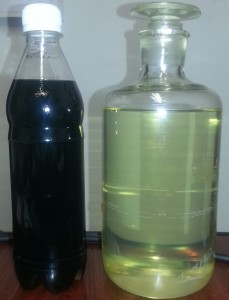 Regeneracja oleju transformatorowego- olej przed i po usłudze