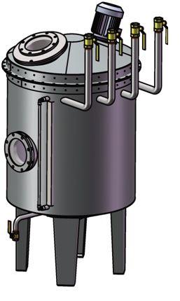 Reaktor mieszający