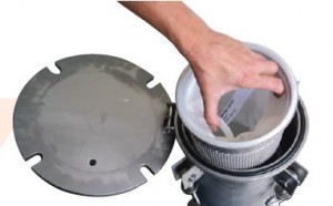 Filtr workowy do agregatu FRB-2