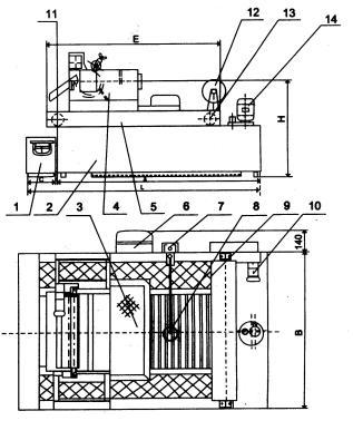 Separator magnetyczny z filtrem